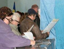 На Полтавщине выборы прошли без происшествий