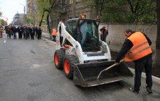 В Кременчуге ремонт улицы Шевченко продолжат в 2013 году