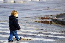 Автомобиль ЗАЗ-1103 сбил ребёнка на пешеходном переходе