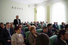 В Кременчуге 30 октября прошла XХII сессия Автозаводского районного совета