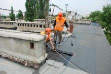 Мэр Олег Бабаев и в этом году будет лично проверять качество ремонта крыш жилых домов