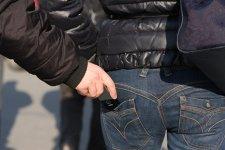 В Кременчуге задержали двух уличных грабителей