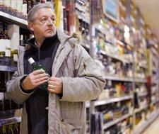 Житель Кировограда украл в кременчугском супермаркете элитный алкоголь