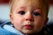 В Кременчуге пьяный отец избил двухлетнего ребенка