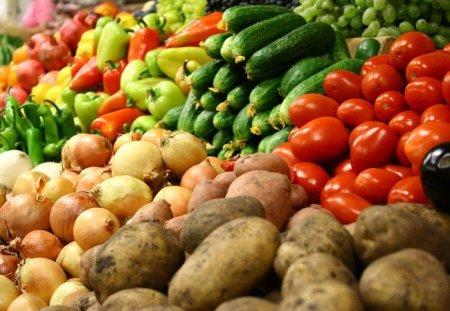 В Кременчуге жители стали кушать больше фруктов и овощей