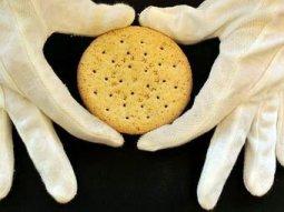 В Кременчуге воруют даже печенье