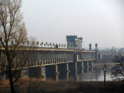 На Крюковском мосту в течение трех дней будут пробки