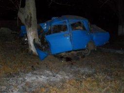 Комсомольчанин погиб в ДТП вблизи Кобеляк