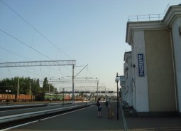 На кременчугском вокзале не знают, что с 1 декабря исчезнут платные туалеты