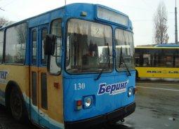 В Кременчуге водителей троллейбусов хотят одеть в форму