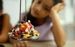 На выходных в Кременчуге дети снова отравились таблетками