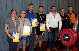 Андрей Федорненко выиграл Кубок Украины по пауэрлифтингу