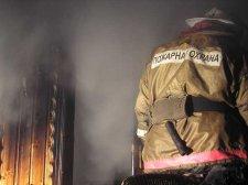 В Кременчуге инвалид едва не погиб при пожаре