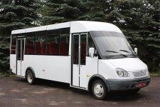 В Кременчуге возле авторынка угнали микроавтобус