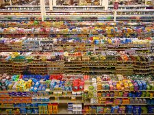 Пьяный полтавчанин справил нужду в супермаркете