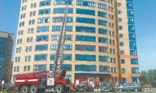 Власти предлагают скинуться деньгами городу, предприятиям и МЧС на машину с лестницей до 14 этажа