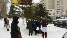 В Кременчуге возле магазина «АТБ» умерла женщина