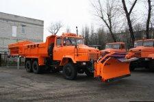 «АвтоКрАЗ» поставляет ООН снегоуборочные машины