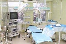 25 декабря в III городской больнице официально открыли оперблок и отделение реанимации