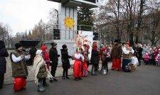 6 января кременчужан ожидает празднично-развлекательная программа