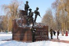 В 2013 году начнется реконструкция парка «Воинов-интернационалистов»