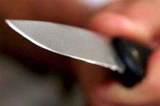 31-летняя кременчужанка ранила ножом своего сожителя