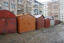 В Кременчуге хотят продлить мораторий на размещение гаражей