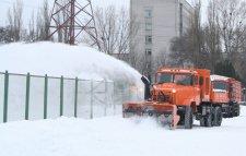 «АвтоКрАЗ» создал новый снегоуборочный автомобиль-вездеход