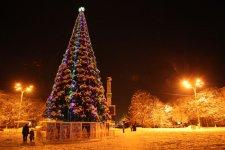 В Кременчуге подвели итоги конкурса «На лучшую новогоднюю елку в заведениях торговли и сферы обслуживания»