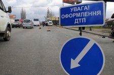 В Кременчуге неопытный водитель наехал на женщину