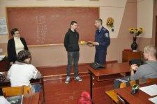 Полтавский студент задержал грабителя