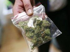 В Кременчугском районе милиция задержали мужчину с наркотиками в кармане