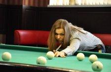 Кременчужанка победила в чемпионате Украины по бильярду