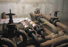 В Кременчуге металлические трубы заменят на полипропиленовые