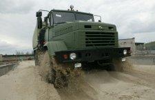 «АвтоКрАЗ» представит бронетранспортер на выставке в Абу-Даби