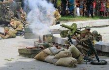 """В Кременчуге в """"войну"""" будет играть более 100 воинов"""