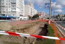 C 9 по 25 сентября временно будет ограничено движение автотранспорта в районе остановки «Городской сад»