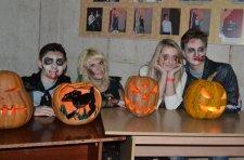 «Конфеты или смерть!» В КрНУ состоялся Хэллоуин