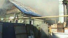 Оржицкий район: ликвидирован пожар в частном жилом доме