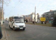 Мэр Кременчуга дал маршрутчикам неделю на устранение нарушений