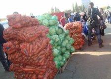 В Кременчуге «борщевой набор» выгоднее покупать в супермаркете