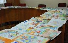 В Кременчуге подвели итоги конкурса рисунков «Мои права»