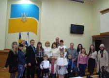 Кременчужан наградили за участие в «Параде вышивок»
