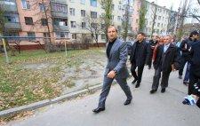 Кременчугские улицы инспектировал мэр