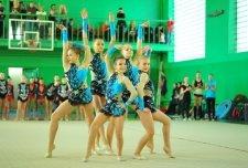 Воспитанницы «ДЮСШ №1» стали лучшими в Полтавской области по художественной гимнастике