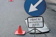 В Кременчуге произошло ДПТ с участием маршрутного такси
