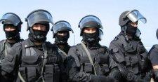 """Для охраны президента прибыл отряд """"Альфа"""""""