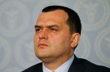 Рада відсторонила Захарченка від виконання обов'язків глави МВС