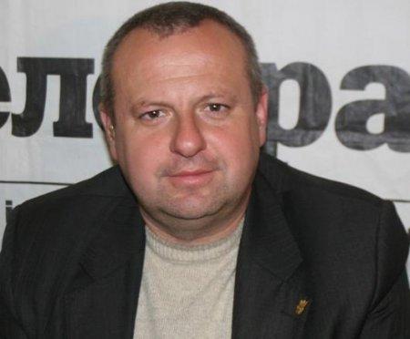 Головний свободівець-кременчужанин Олег Савченко запропонував ховати загиблих в АТО Героїв-земляків на центральній алеї міста