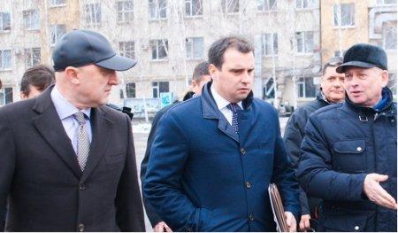 Висока честь для Кременчука: місто першим відвідав міністр економіки та торгівлі Айварас Абромавічус